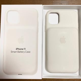 Apple - iPhone 11 Smart Battery Case - ソフトホワイト