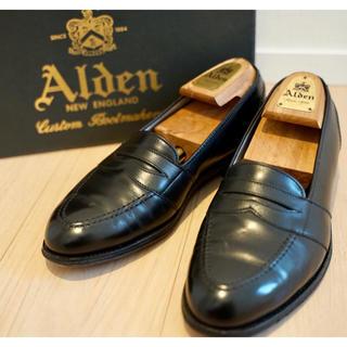 Alden - 美品 オールデン  681 フルストラップローファー