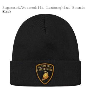 Supreme - Supreme / Lamborghini beanie