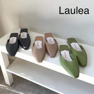 Mila Owen - バブーシュサンダル Laulea バブーシューサンダル 新品 Myu リエディ