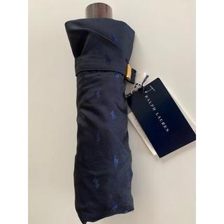 Ralph Lauren - 【使用 未使用】 Ralph Lauren  折り畳み傘