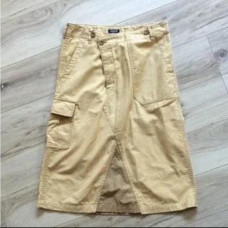 JOURNAL STANDARD - ジャーナルスタンダード変形Aライン膝下スカート