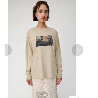 moussy - MOUSSY NIGHTS INN MOTEL LS Tシャツ♡フォトTシャツ