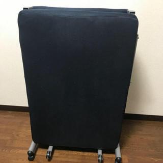 アイリスオーヤマ(アイリスオーヤマ)の折り畳み式ベッド(簡易ベッド/折りたたみベッド)