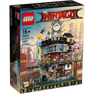 レゴ(Lego)のLEGO ニンジャゴー シティ 70620(模型/プラモデル)
