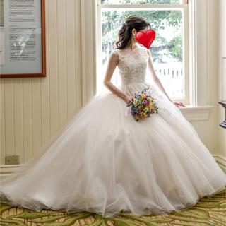 Vera Wang - ウェディングドレス パニエ ロングヴェール セット