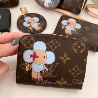 LOUIS VUITTON - 【限定】ルイヴィトン ジッピー・コインパース 財布
