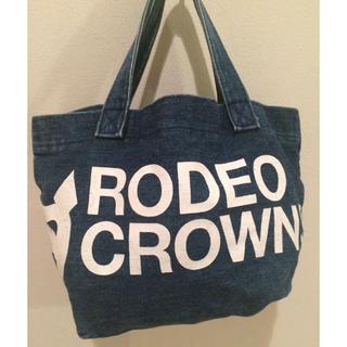 RODEO CROWNS - ロデオクラウンズ トートバッグ