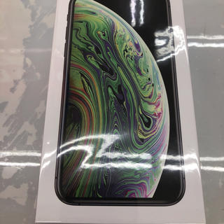 iPhone - iPhone XS 256GB  SIMフリー 新品未開封!