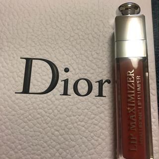 Dior - 新品未使用 Dior アディクトリップマキシマイザー