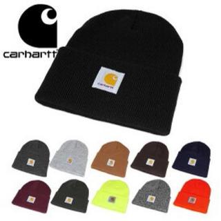 carhartt - carhartt ニット帽 カーハート