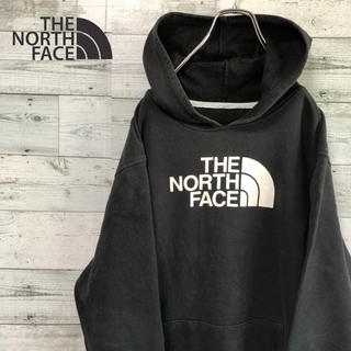 THE NORTH FACE - THE NORTH FACE ☆ブラック 黒 スウェット パーカー フーディ