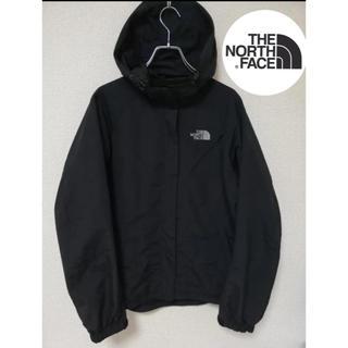 THE NORTH FACE - ノースフェイス マウンテンパーカー レディースLサイズ 正規品 ブラック 黒