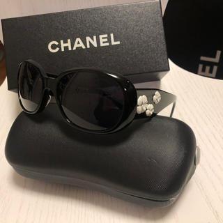 CHANEL - CHANELカメリアサングラス