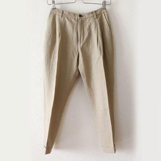 evam eva - evam eva cotton linen pants