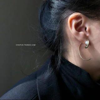Ameri VINTAGE - 19/Hook perl pierce