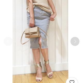 DEUXIEME CLASSE - 美品 Deuxieme Classe High-Strech スカート