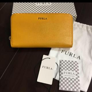 Furla - FURLA  長財布ジップ  美品
