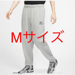 NIKE - NIKE X STUSSY FLEECE PANTS ナイキ ステューシー M