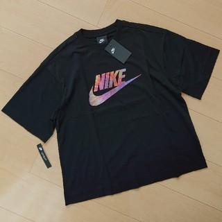 NIKE - 新品 NIKE ブラック M Tシャツ オーバーサイズT ナイキ