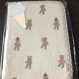 gelato pique - ★新品ジェラートピケ母子手帳人気テディーベア★