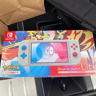 ニンテンドースイッチ(Nintendo Switch)の任天堂 スイッチ ライト Switch Lite ニンテンドー Nintendo(家庭用ゲーム機本体)
