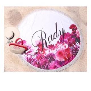 Rady - 新品未開封♡Rady  ノベルティ♡リゾフラ ラウンドタオル