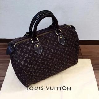 LOUIS VUITTON - 【美品】正規品 ルイヴィトン ミニラン スピーディ30 ハンドバッグ ボストン