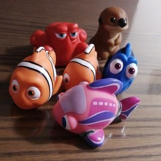 ディズニー(Disney)のシーライダー ニモ 水鉄砲(お風呂のおもちゃ)