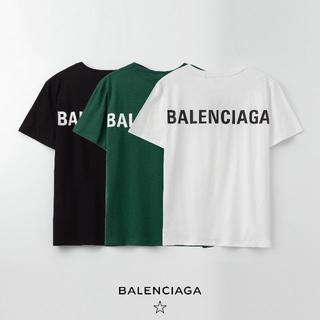 三枚10000円 balenciaga tシャツ