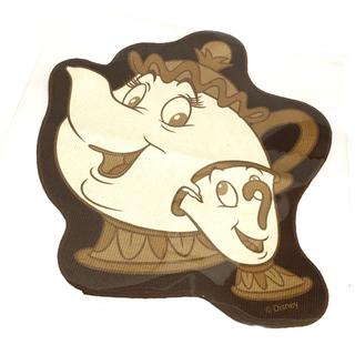 キューポット(Q-pot.)のQ-pot. キューポット 美人と野獣 ミセスポット チップ ミニタオル(ハンカチ)