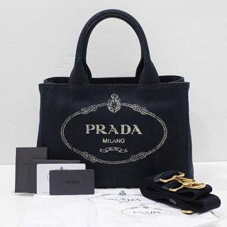 PRADA - プラダ カナパ2WAYバッグ