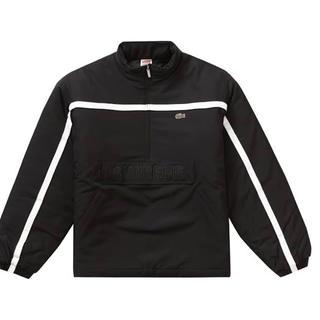 Supreme - supreme×LACOSTE puffy half zip pullover