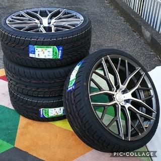 トヨタ - 新品 トヨタ レクサス タイヤ&ホイールセット ハリアー ヴァンガード NX