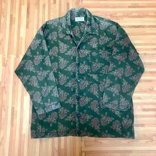 FACETASM - ペイズリー柄 シャツジャケット 80s  90s  ヴィンテージ シャツ