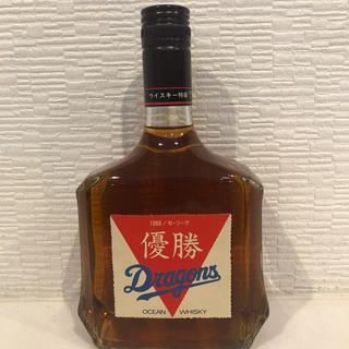 サントリー - 軽井沢/三楽オーシャン 1988年中日ドラゴンズ優勝記念ボトル 超限定販売