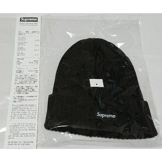 Supreme - supreme overdyed beanie 20ss 黒 新品