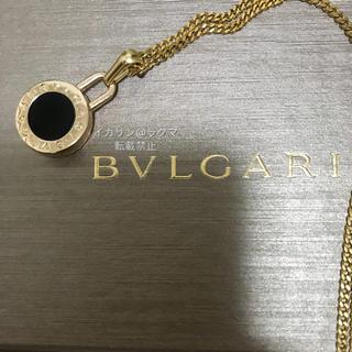 BVLGARI - BVLGARI チャーム ペンダント ネックレス 新品 チェーン付き