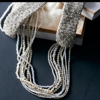 ネストローブ(nest Robe)のヴラスヴラム ネックレス 新品(ネックレス)