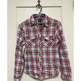 サムシング(SOMETHING)のチェックシャツ(シャツ/ブラウス(長袖/七分))
