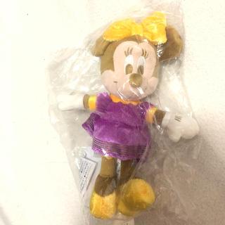 ミニーマウス(ミニーマウス)のミニー ぬいぐるみバッジ(キャラクターグッズ)