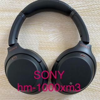 SONY - SONY WH-1000XM3(B)