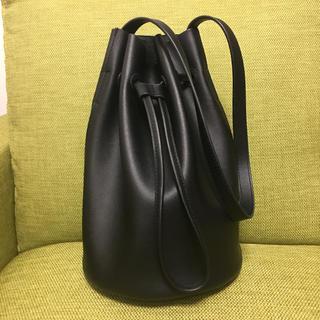 URBAN RESEARCH - アーバンリサーチ サニーレーベル 巾着バッグ ブラック