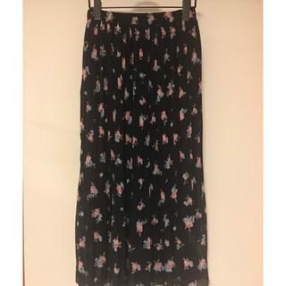LEPSIM - LEPSIM レース花柄スカート