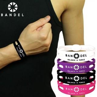 BANDEL バンデル ブレスレット  L  ブラック