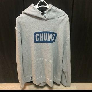 CHUMS - チャムスCHUMSパーカーL