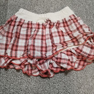 HusHush - ハッシュアッシュ 110 スカート ショートパンツ
