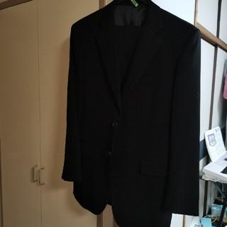 アオヤマ(青山)の【値下げ】冠婚葬祭 スーツ 上下 黒 180(セットアップ)