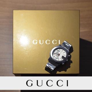 Gucci - GUCCI 腕時計 Gクロノ グッチ