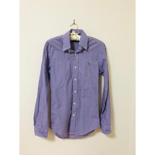 Ralph Lauren - ラルフローレンギンガムチェックシャツ